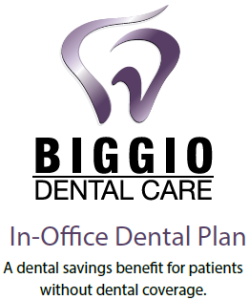 Image of Baton Rouge LA dentist Biggio Dental Care in-office dental financing logo